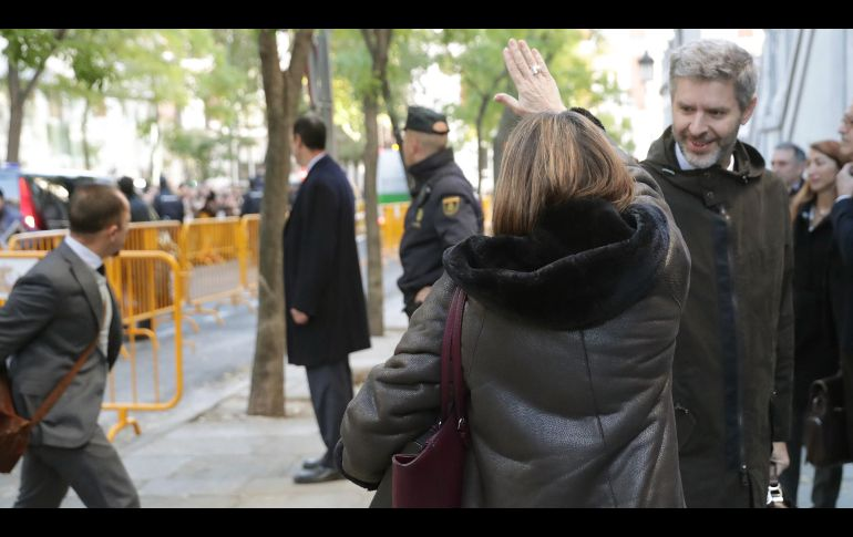La Fiscalía pide prisión para la expresidenta del Parlamento catalán
