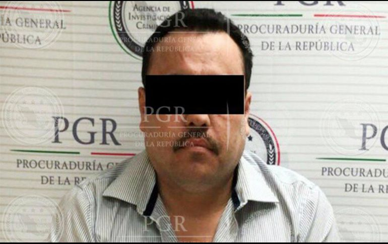 PGR anuncia detención de líder
