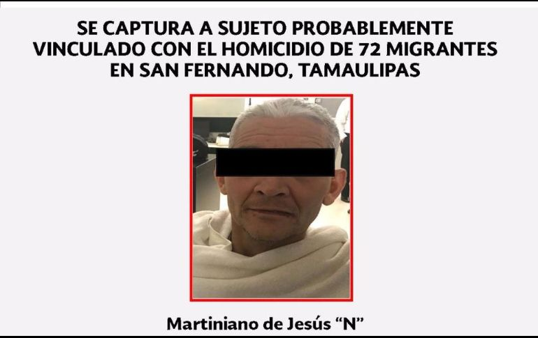 """Detienen en Tamaulipas a líder regional de 'Los Zetas'"""""""