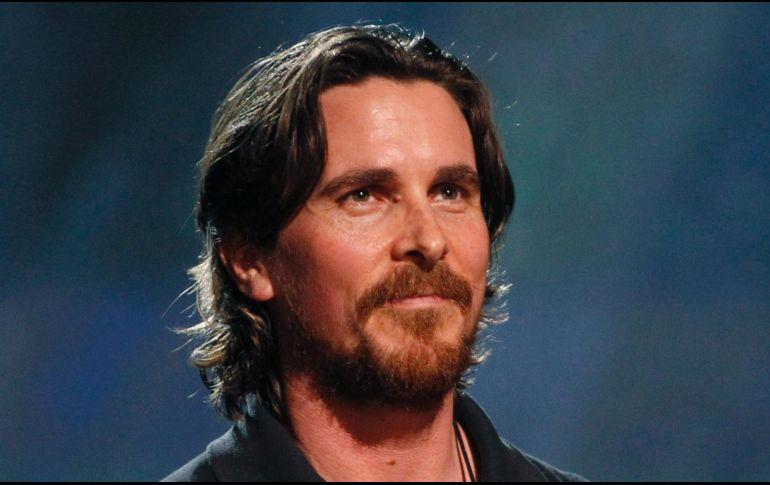 Christian Bale sorprende con su nueva imagen