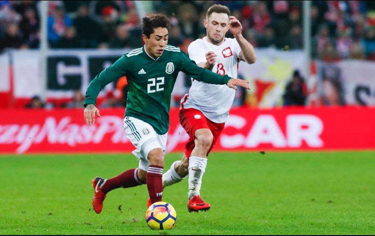 Omar Govea vuelve a marcar gol en Bélgica con Royal Excel Mouscron