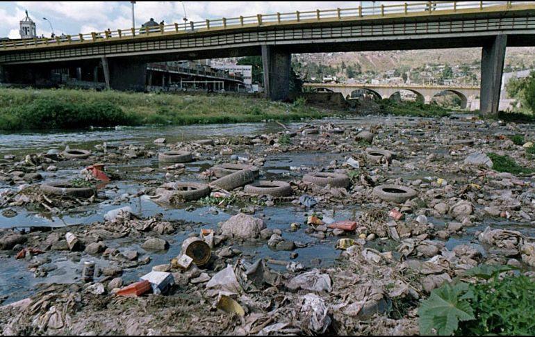 Resultado de imagen para contaminacion en los rios