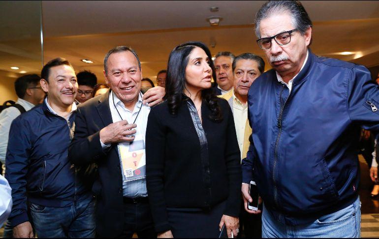 PRD aprueba convocatoria para relevar a Alejandra Barrales