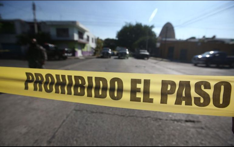 Octubre, el mes más violento en 20 años en México