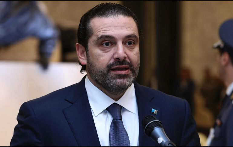 Saad al-Hariri regresa a Beirut tras renuncia