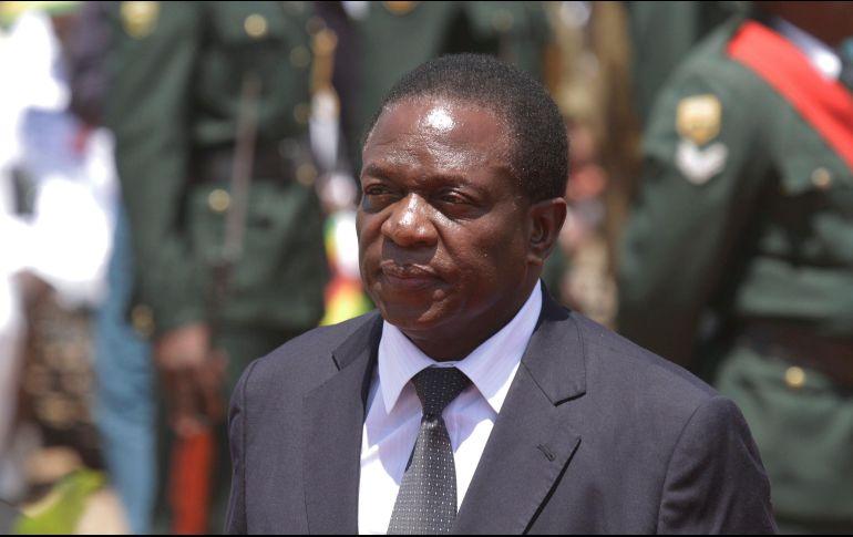 Estados Unidos: dimisión de Robert Mugabe es