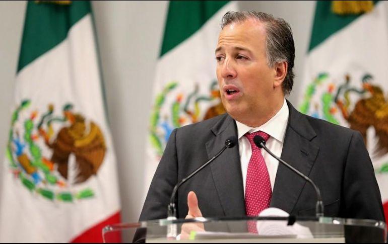 México avanza hacia una política de consolidación de salarios mínimos: Meade