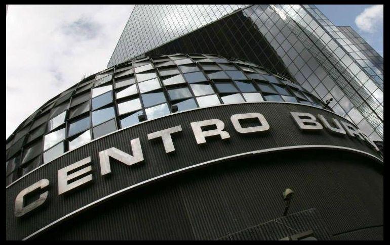 Bolsa Mexicana cierra con alza mínima de .02%