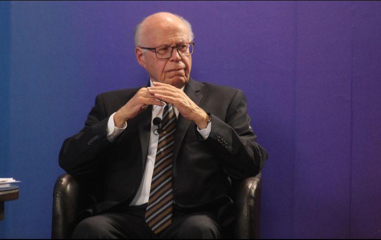 Narro sigue reflexionando si buscará o no candidatura presidencial priista