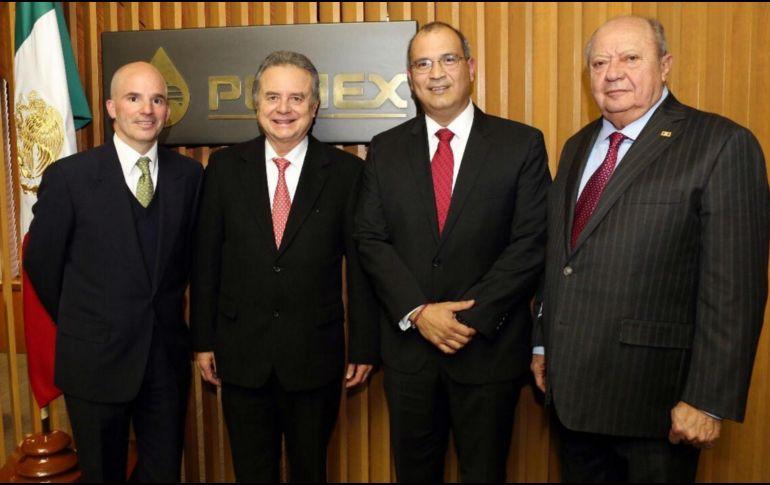 Carlos Alberto Treviño Medina, nuevo director de Pemex: Perfil