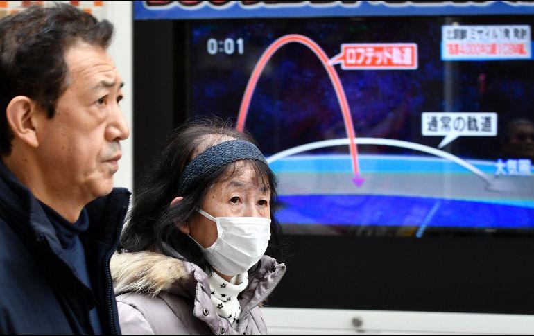 EEUU califica de amenaza global nueva prueba de misil norcoreano