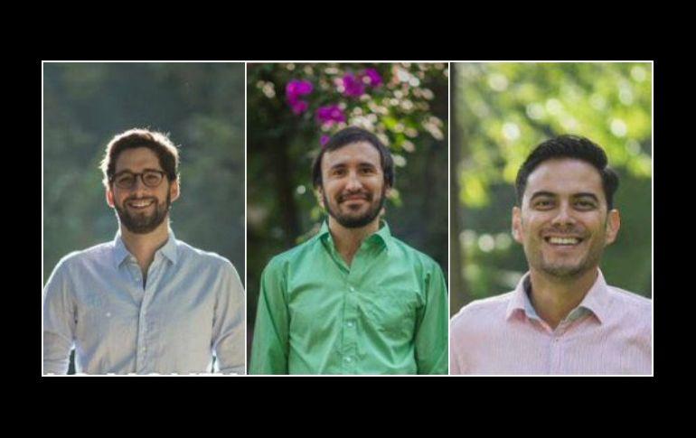 Tres aspirantes a candidatos a diputados consiguen las firmas