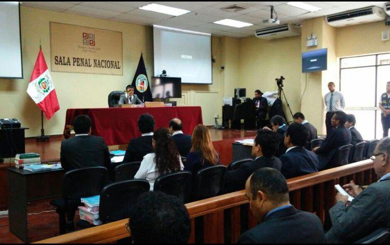 Socias peruanas de Odebrecht acordaron entregarle