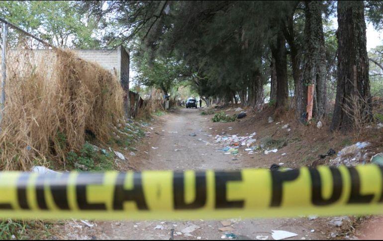 Mueren tres presuntos delincuentes durante enfrentamiento en Jalisco