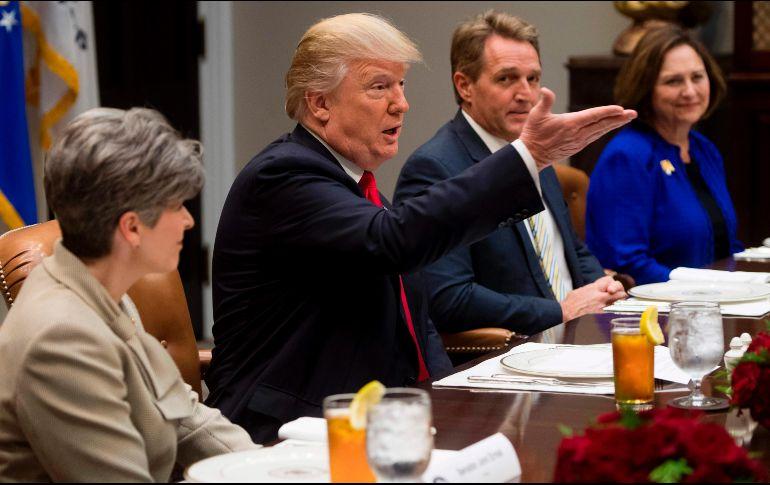 Deutsche Bank facilita a FBI información de cuentas de Trump