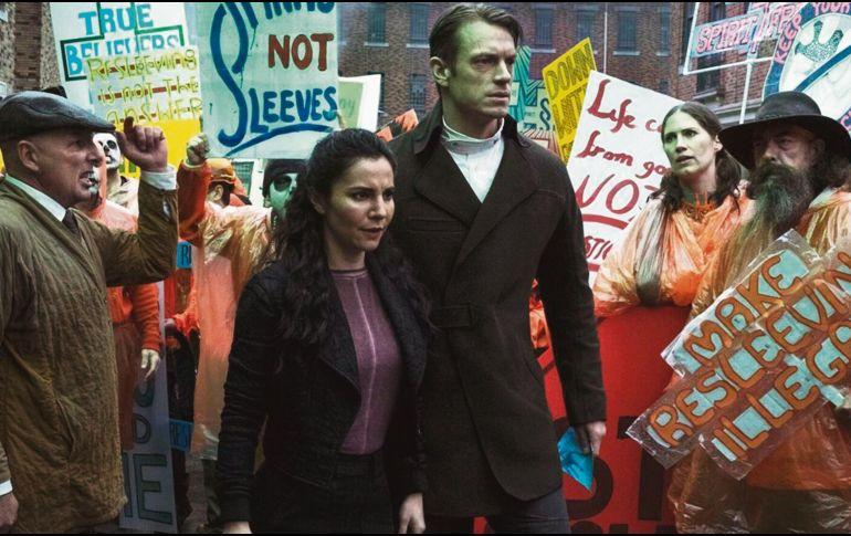 Netflix revela la fecha de lanzamiento de Altered Carbon