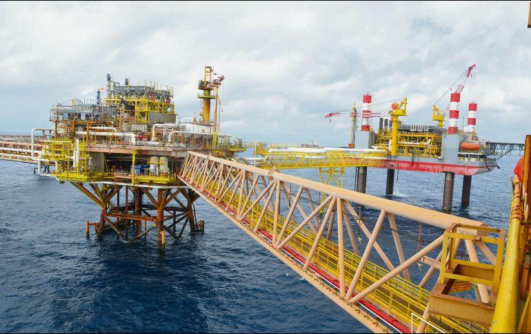 Pemex se queda sin socio en aguas profundas