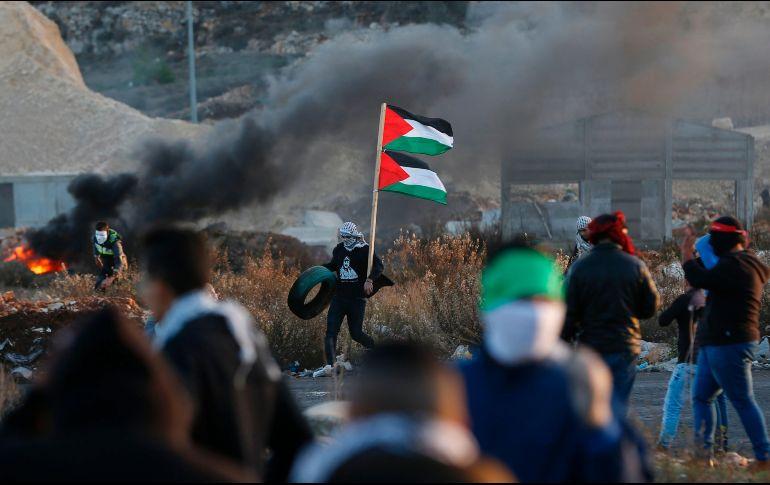 Presidente palestino no recibirá al vicepresidente de EU