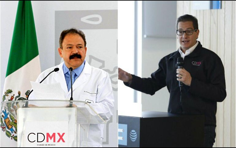 Chertorivski y Ahued buscarán candidatura por la CDMX