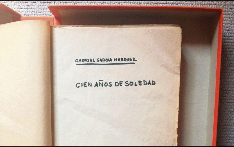 Todo el archivo de Gabriel García Márquez disponible gratuitamente en la red