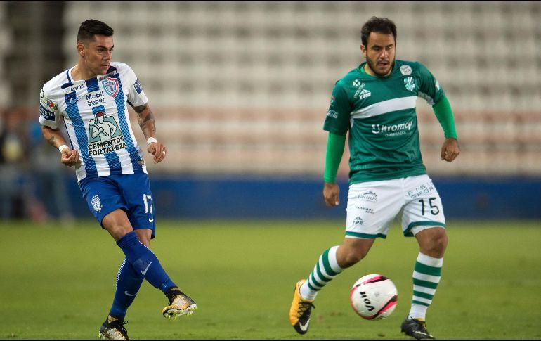 Ángel Reyna vuelva la Liga MX