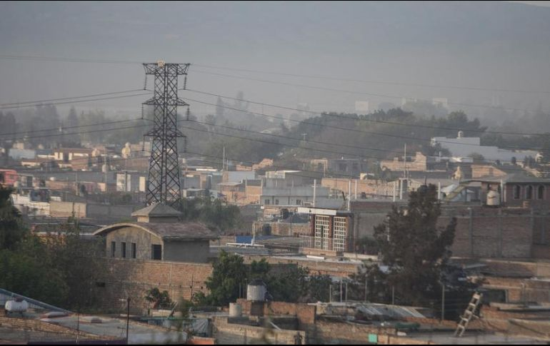 Activan Fase 1 de contingencia atmosférica en Tlaquepaque, Tlajomulco y El Salto