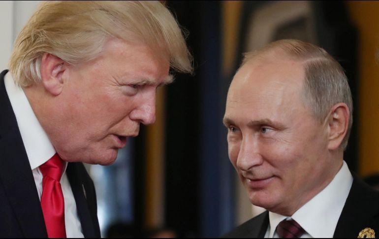 Acusaciones a Trump dañaron la política de EEUU — Putin