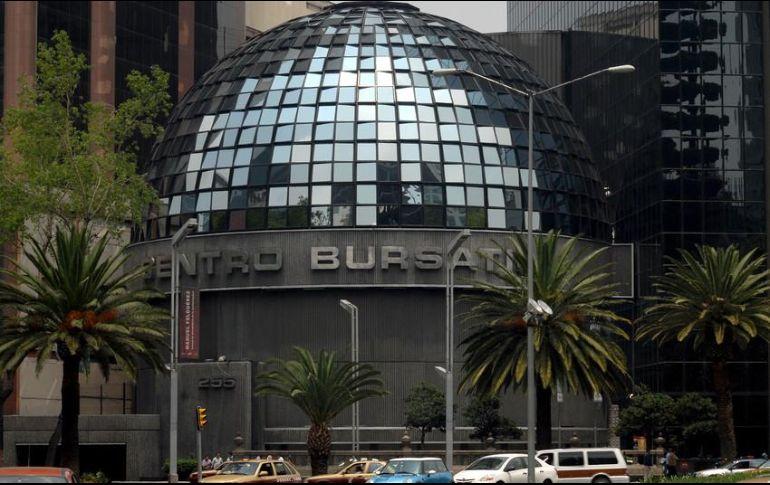 Bolsa Mexicana cierra con baja