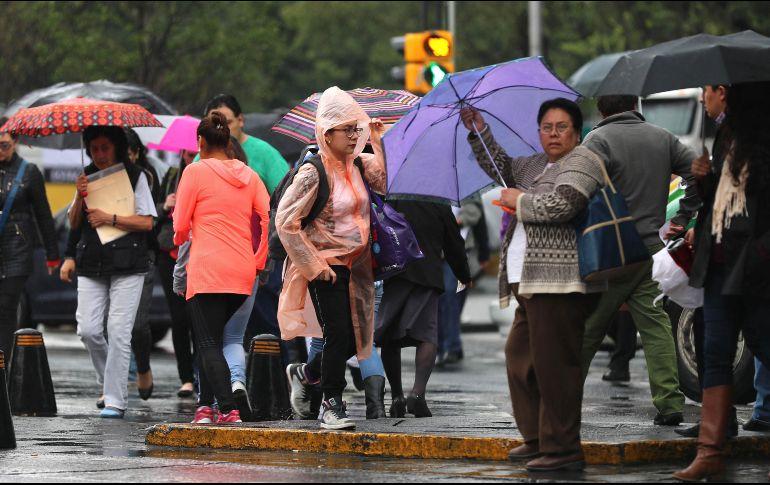 Prevén tormentas muy fuertes en zonas de Durango: CNA
