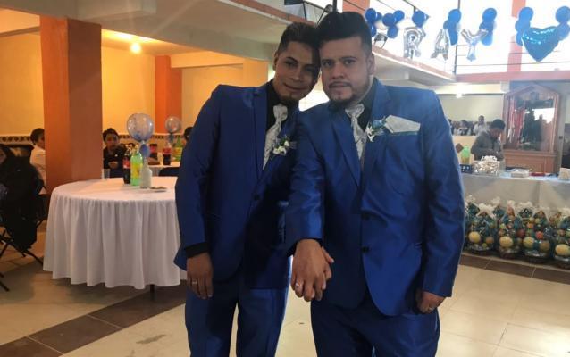 Resultado de imagen para boda gay edomex