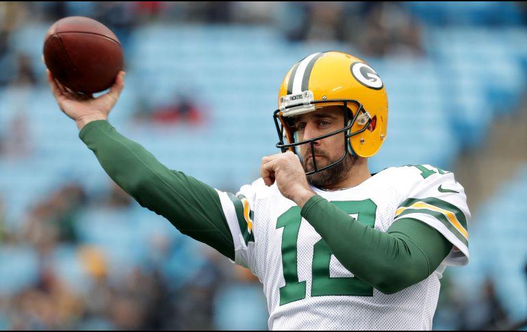 Aaron Rodgers no volverá a jugar con Packers esta temporada