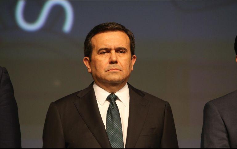 Guajardo inicia visita a Bruselas para cerrar negociaciones del TLCUEM
