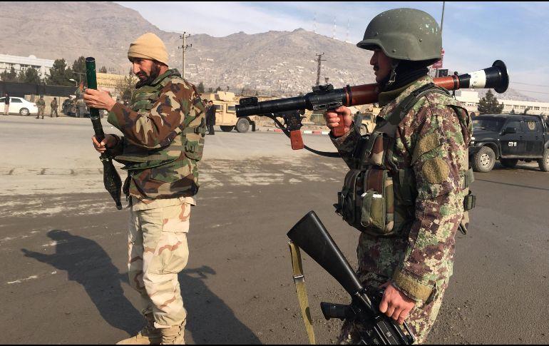 Estado Islámico reivindica el ataque a agencia de inteligencia afgana
