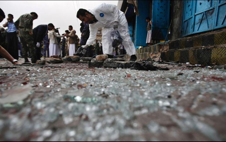 Bombardeos de coalición matan a 10 mujeres en Yemen