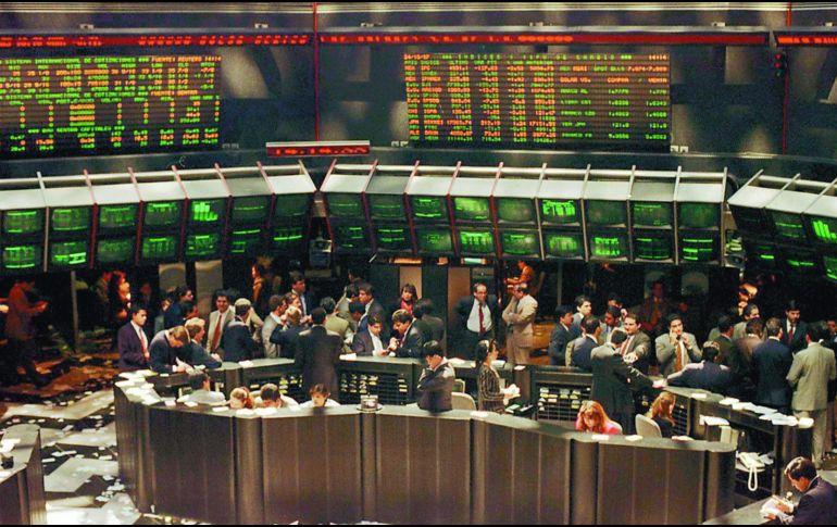 Bolsa Mexicana sube en jornada con escasa información