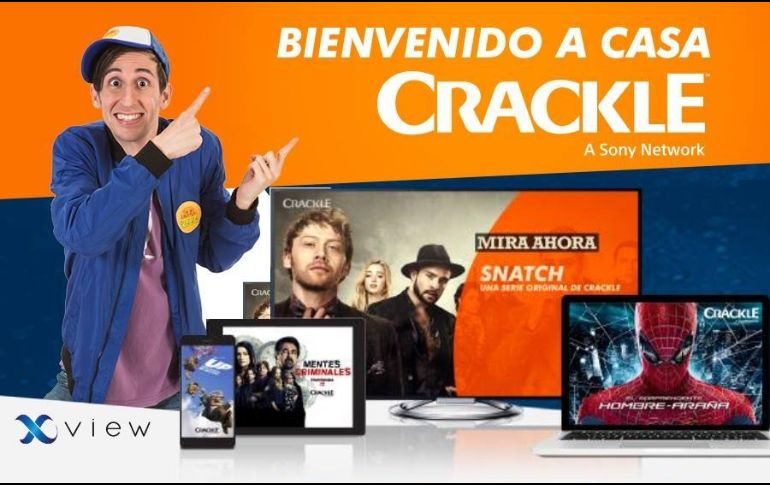 Image Result For Crackle Xview