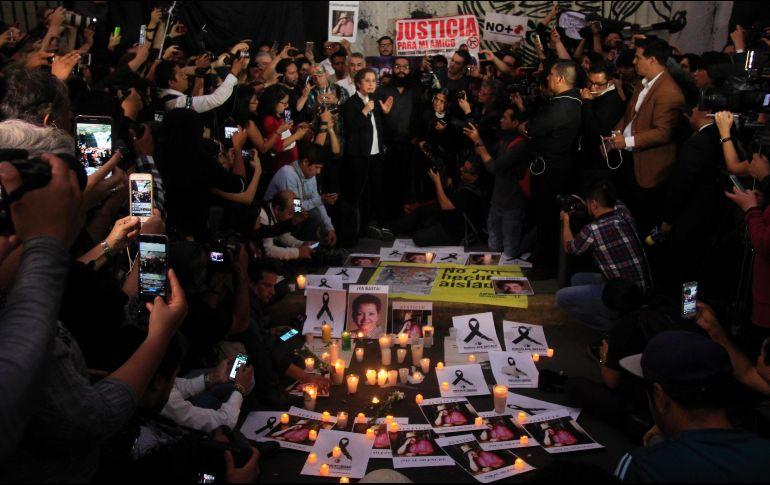 Sonora, la tumba del presunto asesino de Miroslava Breach