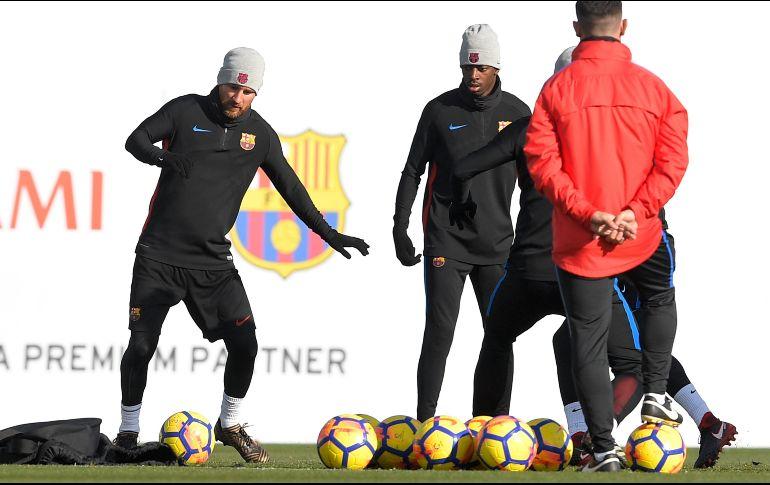 Con un Messi sensacional, el Barcelona se quedó con el clásico español