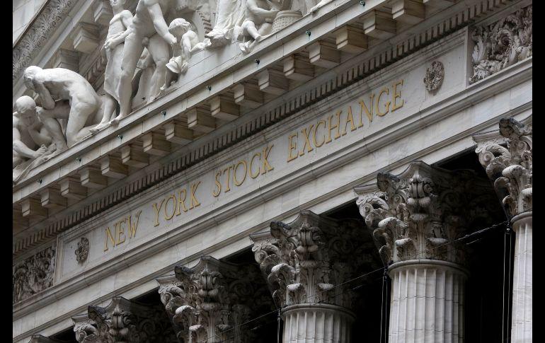 Wall Street cierra a la baja arrastrado por el sector tecnológico