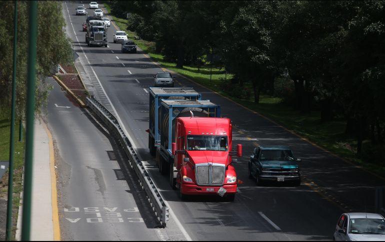 La SCT publica nueva NOM para autotransporte en México