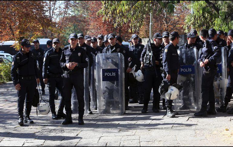 Detienen a 38 presuntos yihadistas en Turquía