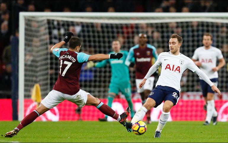 Empate a puro golazo en Londres — Tottenham-West Ham
