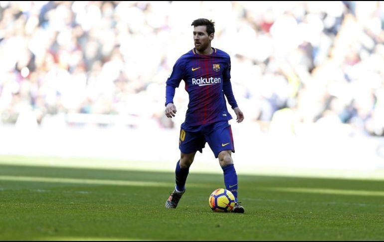 Messi condiciona al Barça en caso de independencia de Cataluña