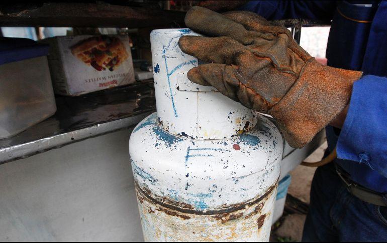 Gas LP subió 2.3% en enero, reporta la CRE