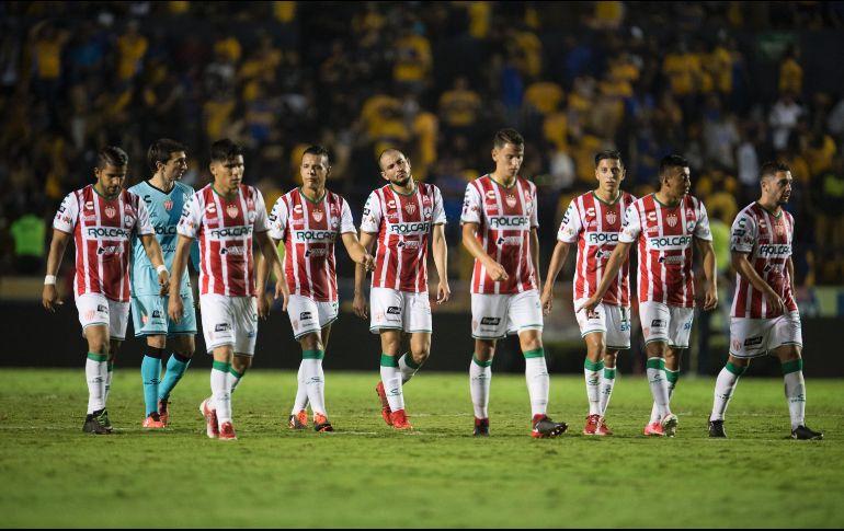 Necaxa y Veracruz terminan sin goles