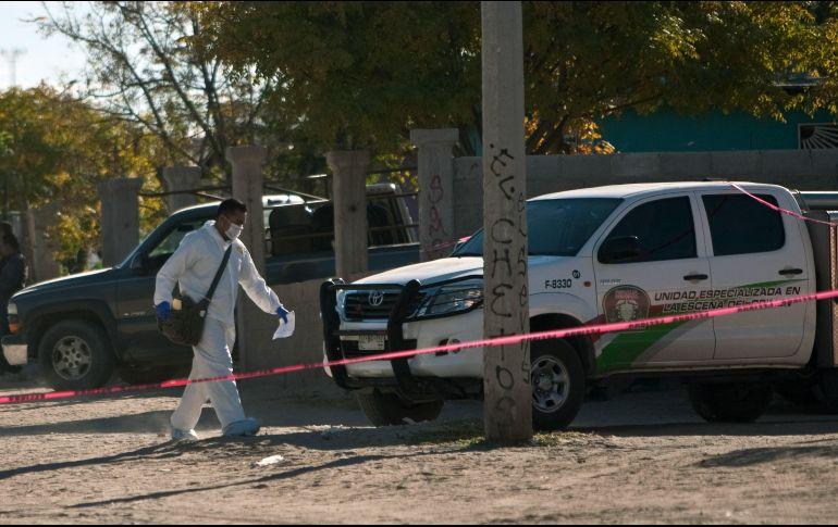 Detienen a 3 presuntos integrantes de 'La línea' en Ciudad Juárez, Chihuahua