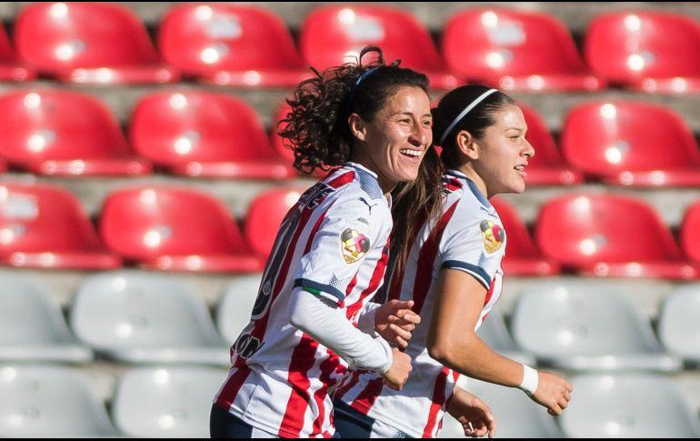 Tania Morales, dueña de los dos goles olímpicos en Liga MX
