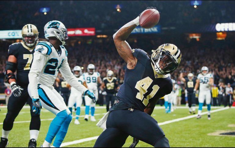 NFL: Santos vs. Vikingos, Juego Divisional de la NFC