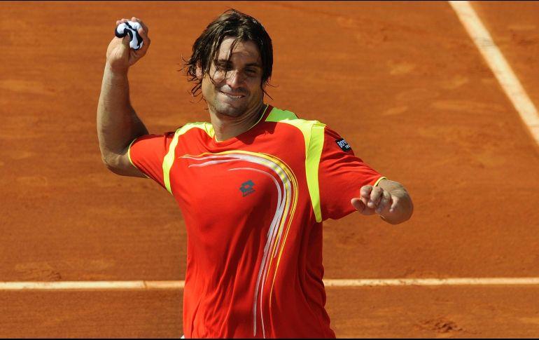 Delpo venció a Ferrer y jugará la final