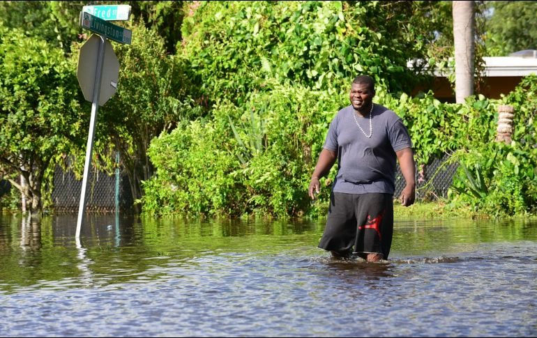 Desastres naturales en EU dejan pérdidas por 306 MMDD